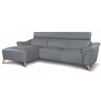 Chaiselongue con 2 Relax...